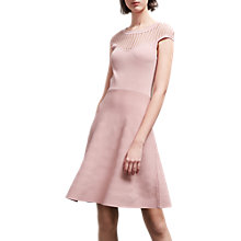 Buy French Connection Crepe Knit Dress Online at johnlewis.com