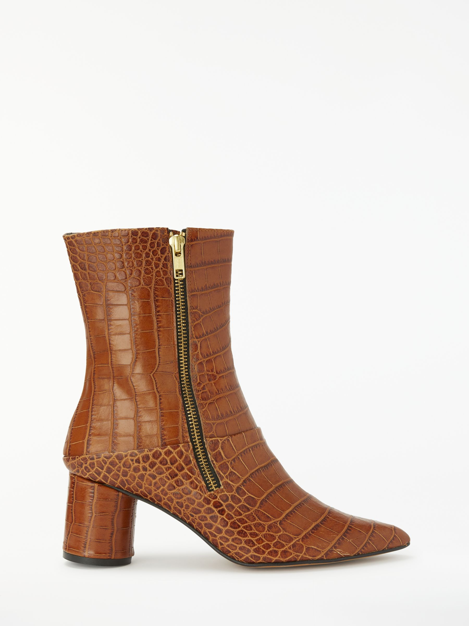 heels block emilia ford tan heel at finery tom boots lewis leather ankle john croc