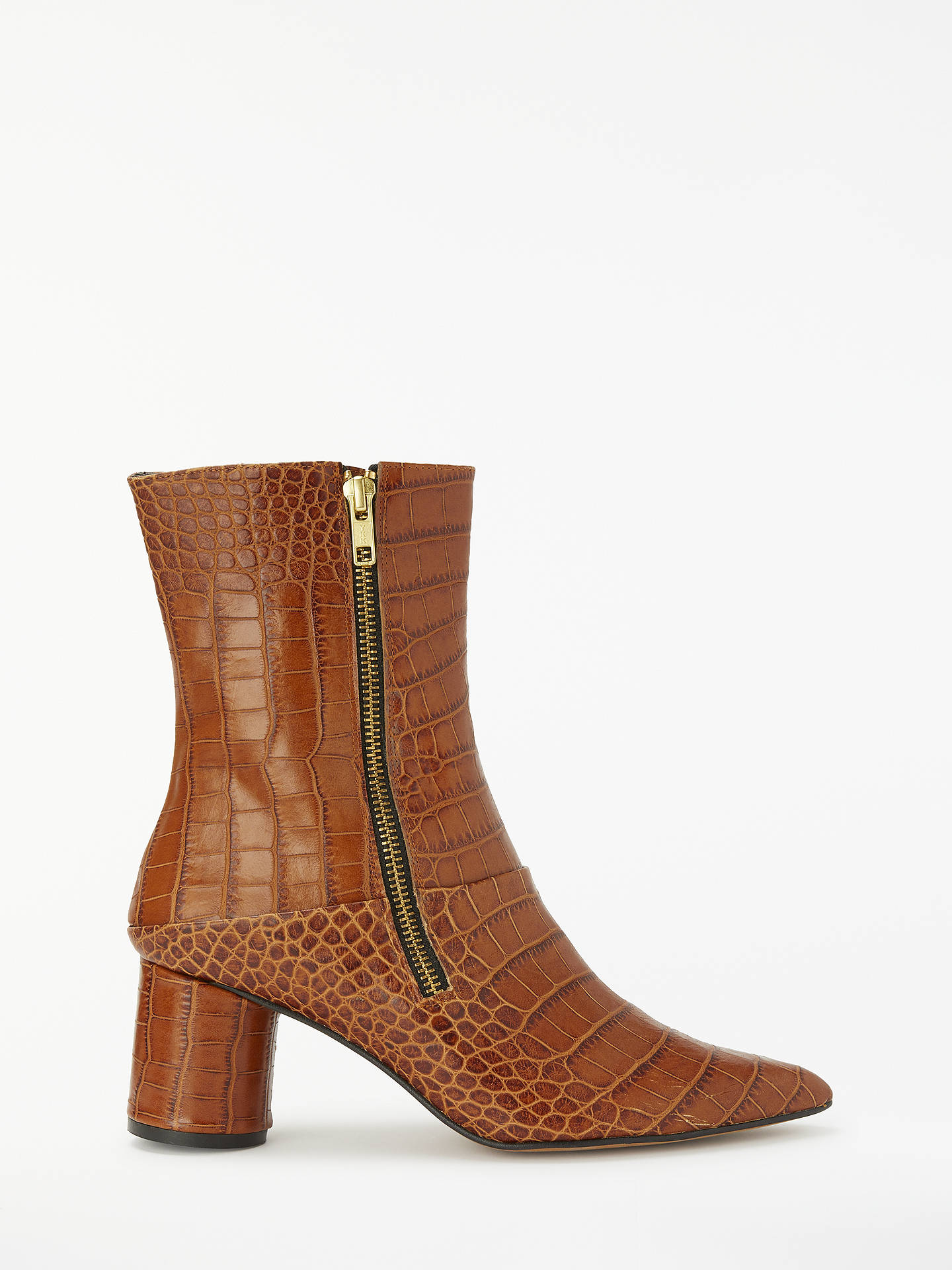 ec23bff01b0d Buy Finery Emilia Block Heel Ankle Boots