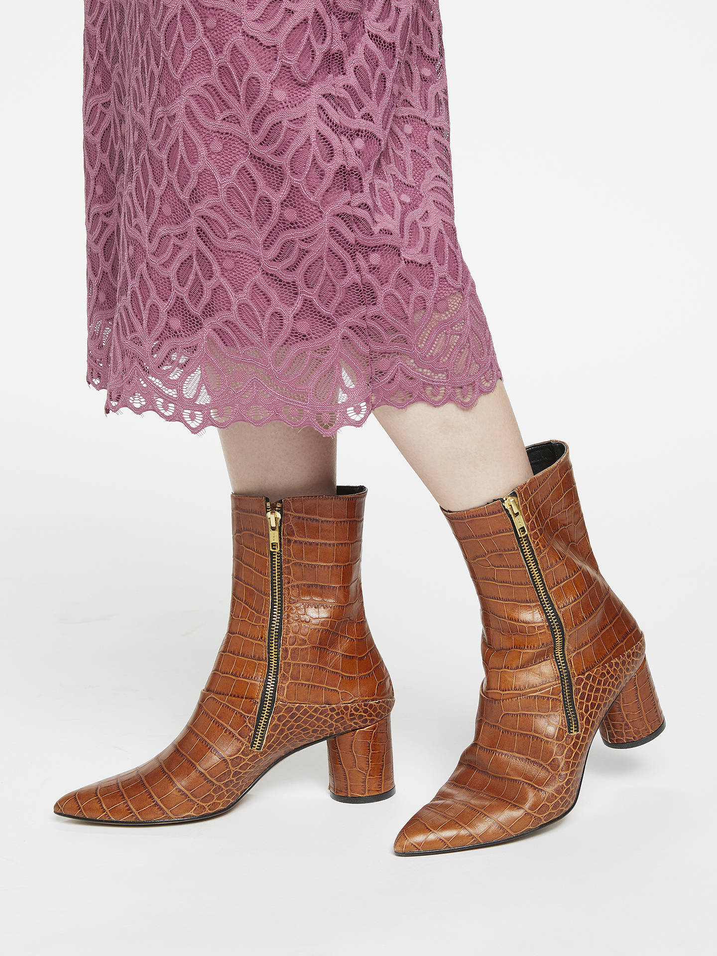 06a74e6d1bfc ... Buy Finery Emilia Block Heel Ankle Boots