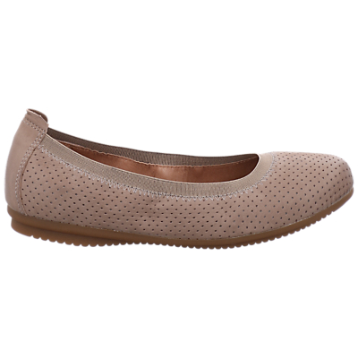 Josef Seibel Pippa 51 Ballet Pumps, Sand Leather