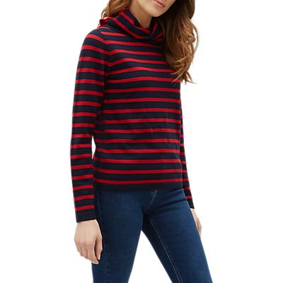 Jaeger Breton Stripe Sweater, Multi