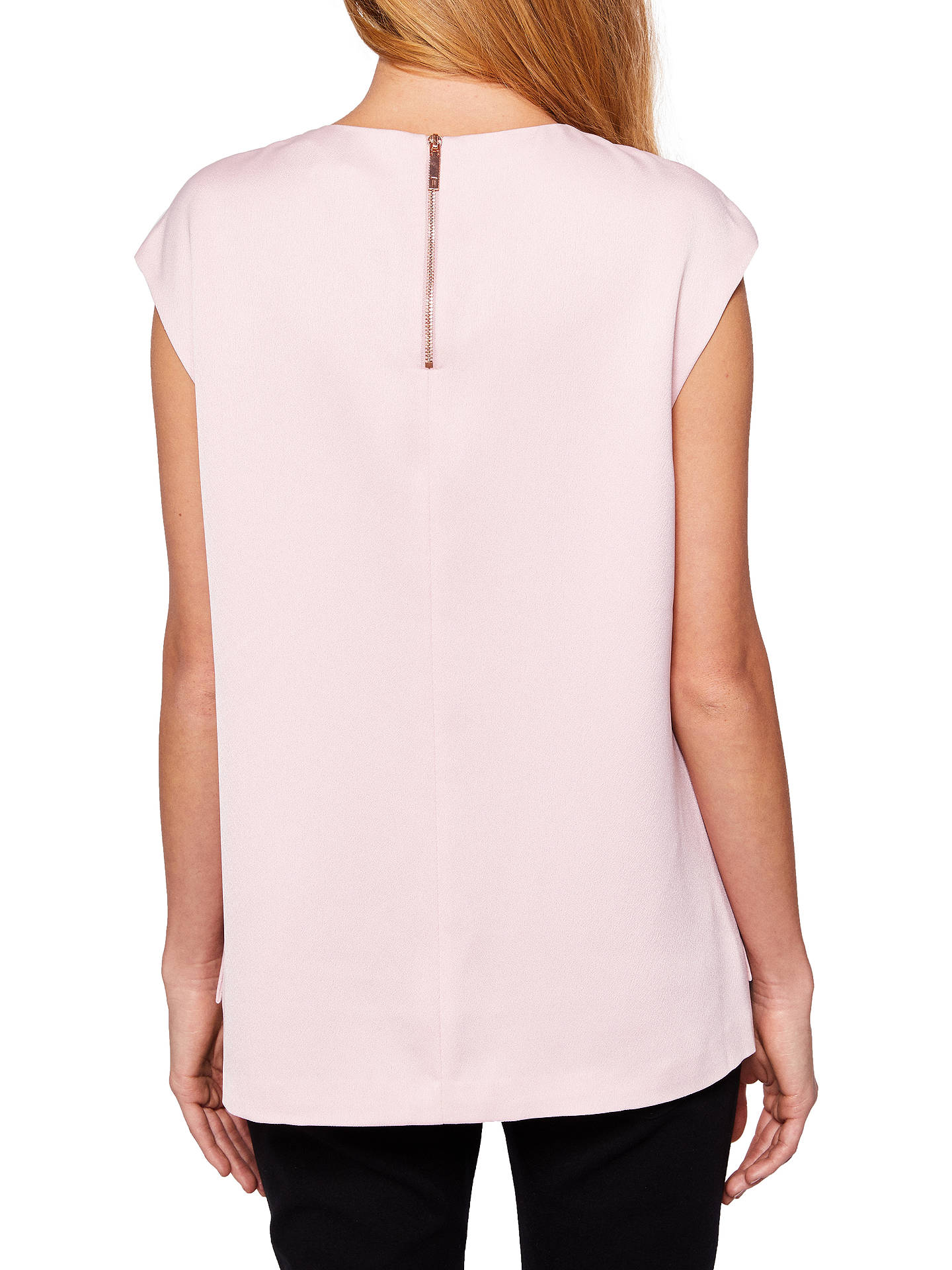 005e37151461b ... Buy Ted Baker Camble Pearl Embellished Sleeveless Top