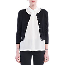 Buy French Connection Bambi Knit Short Cardigan Online at johnlewis.com