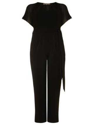 Studio 8 Carys Jumpsuit, Black