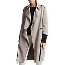 Buy AllSaints Bexley Mac Online at johnlewis.com