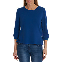 Buy Betty & Co. Drawstring Sweat Top, Royal Blue Online at johnlewis.com