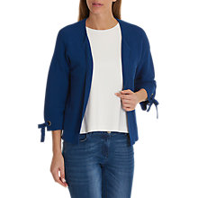 Buy Betty Barclay Fine Ribbed Cardigan, Royal Blue Online at johnlewis.com