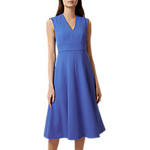 Buy Hobbs Avana Dress, Mist Blue Online at johnlewis.com