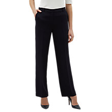 Buy Jaeger Tailored Crepe Trousers Online at johnlewis.com