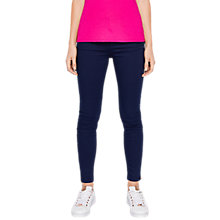 Buy Ted Baker Super Skinny Rinse Wash Jeans, Navy Online at johnlewis.com