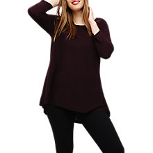 Buy Studio 8 Emilia Knit Jumper, Merlot Online at johnlewis.com