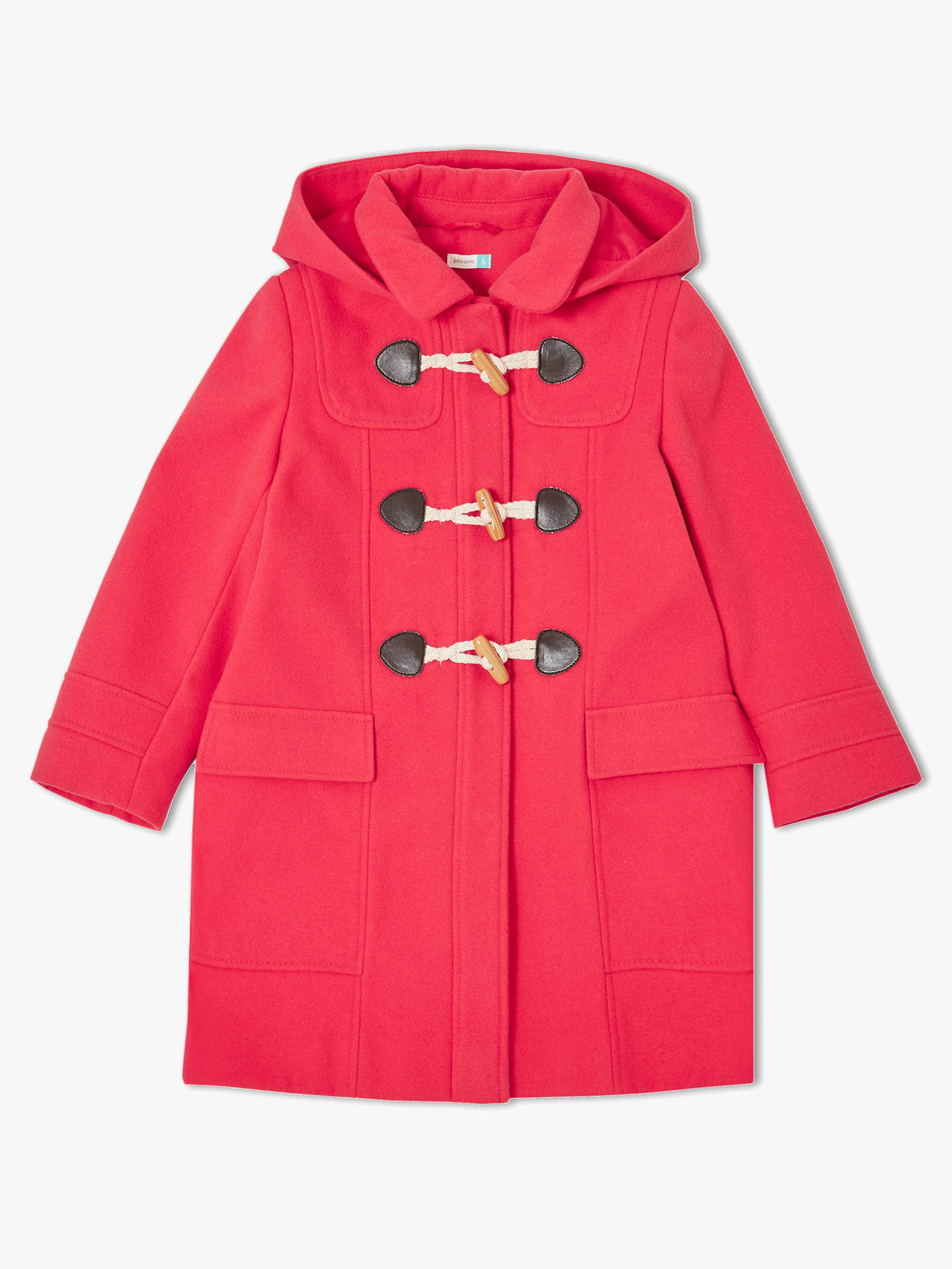Duffle Coats For Boys And Girls