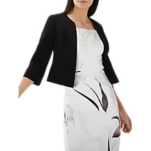Buy Coast Kemara Jacket, Black Online at johnlewis.com