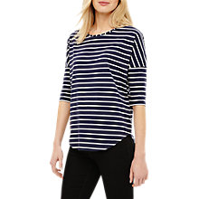 Buy Phase Eight Catrina Striped Top Online at johnlewis.com