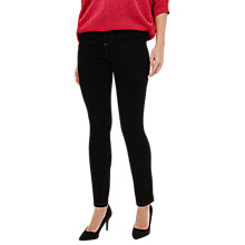 Buy Phase Eight Aida Smart Jeans, Dark Indigo Online at johnlewis.com