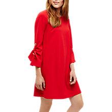 Buy Phase Eight Tanya Tunic Dress, Cherry Online at johnlewis.com