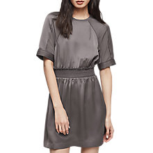 Buy Reiss Myla Waisted Dress Online at johnlewis.com