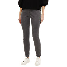 Buy Phase Eight Amina Darted Jeggings, Smoke Online at johnlewis.com