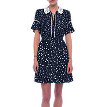 Buy French Connection Komo Flared Dress, Multi Online at johnlewis.com