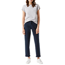 Buy Jigsaw Washed Cotton Slim Leg Chinos Online at johnlewis.com