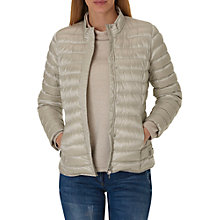Buy Betty & Co. Wadded Jacket, Beige Online at johnlewis.com