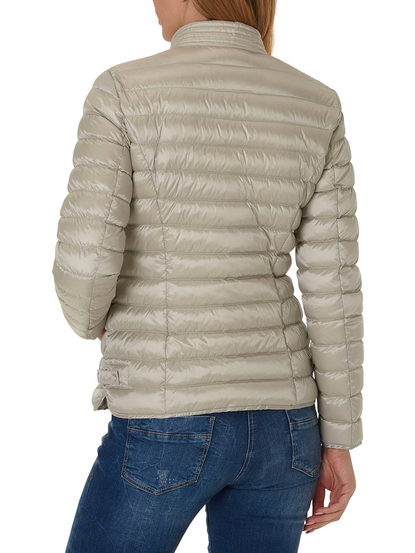 BuyBetty & Co. Wadded Jacket, Beige, 12 Online at johnlewis.com