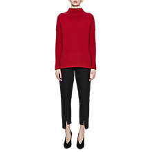 Buy French Connection Mozart Ribbed High Neck Jumper Online at johnlewis.com