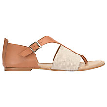 Buy Mint Velvet Tina T-Bar Sandals Online at johnlewis.com