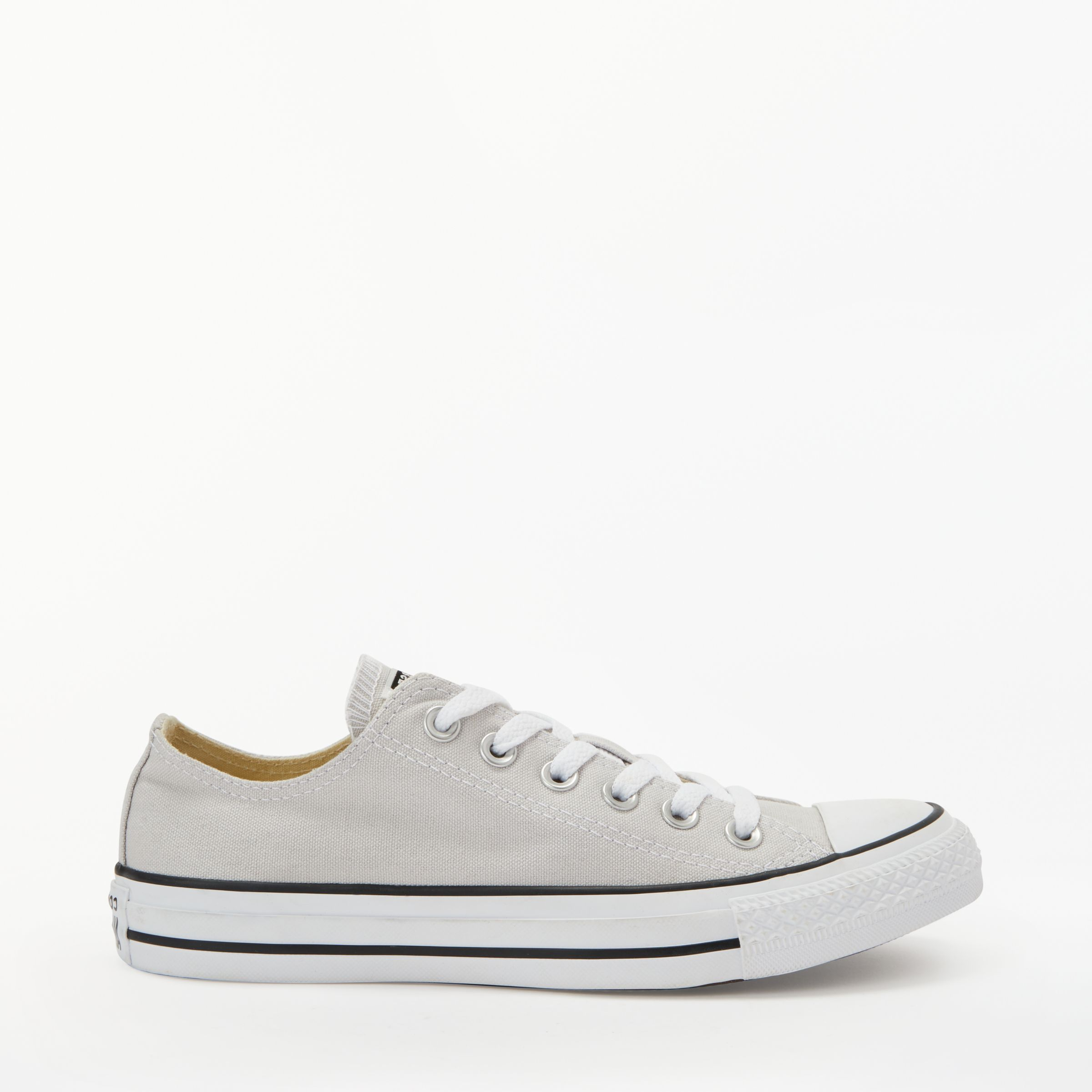 Converse Chuck Taylor All Star Women s Canvas Ox Low-Top Trainers ... 7c88e922c6533