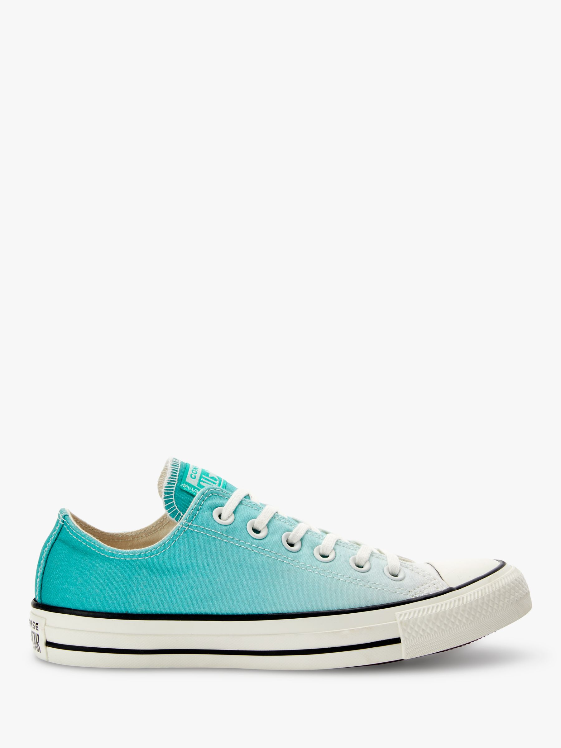 1d3134f5bad0 Converse Chuck Taylor All Star Ox Ombre Effect Trainers at John Lewis    Partners