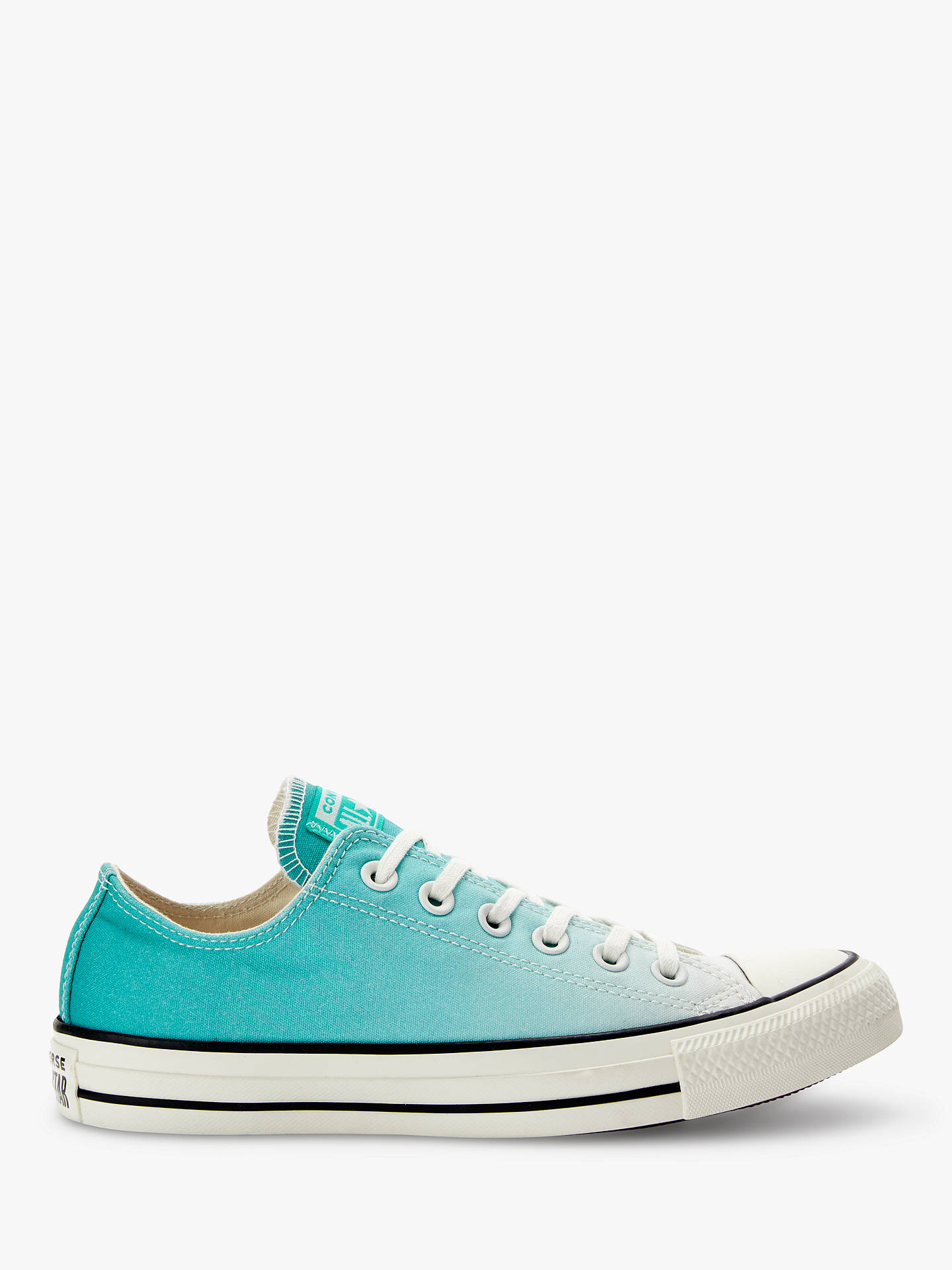 96b83e1df361 Converse Chuck Taylor All Star Ox Ombre Effect Trainers at John ...
