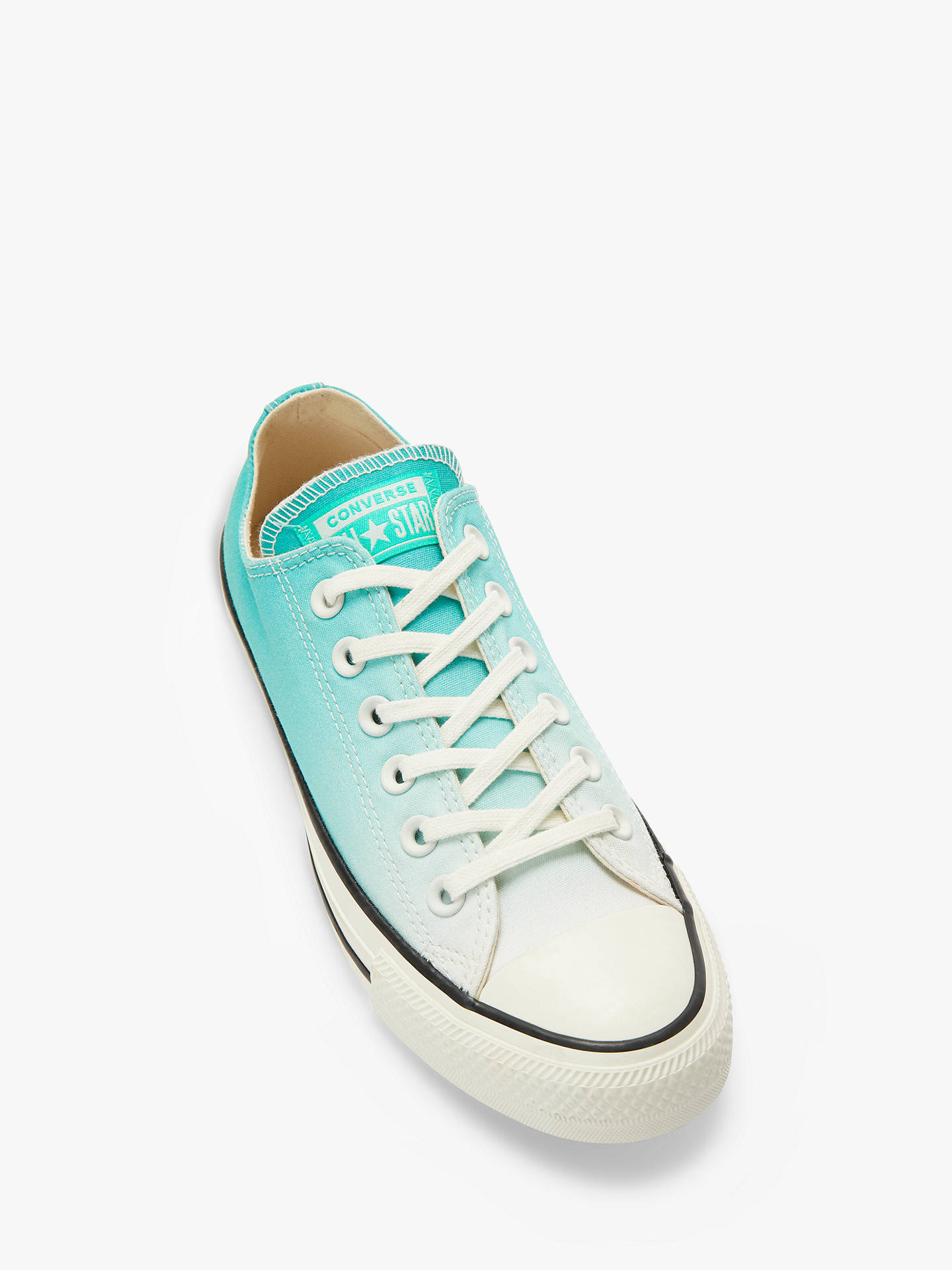 05b8b627c19f Converse Chuck Taylor All Star Ox Ombre Effect Trainers at John ...