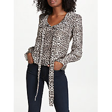 Buy Lily and Lionel Big Cat Joni Top, Multi Online at johnlewis.com