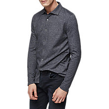 Buy Reiss Oliver Jersey Shirt Online at johnlewis.com