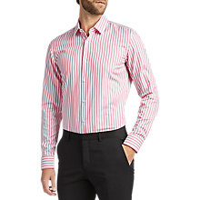 Buy HUGO by Hugo Boss Kemp Stripe Slim Fit Shirt Online at johnlewis.com