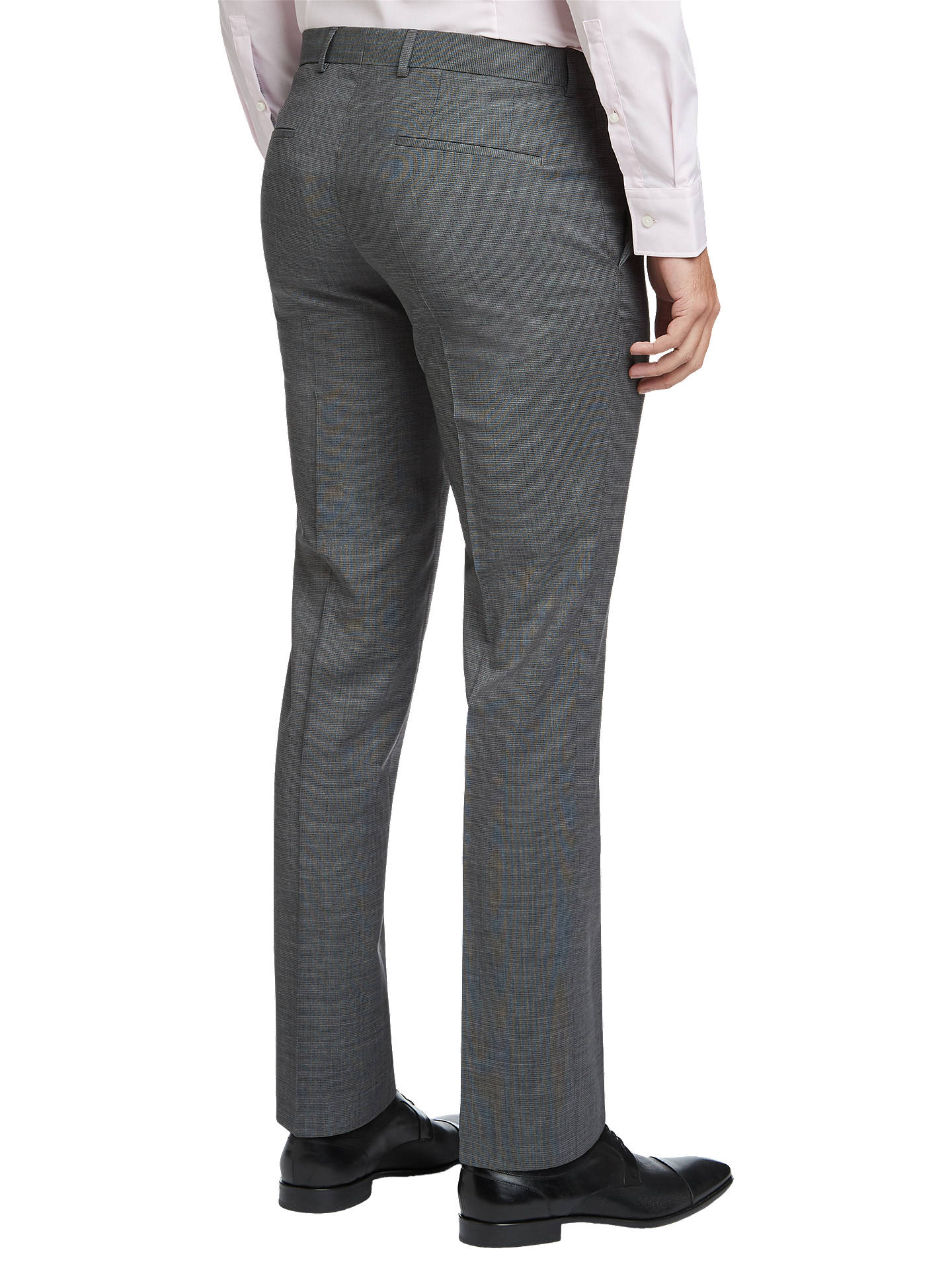 c238a178b ... Buy HUGO by Hugo Boss Henry/Griffin Virgin Wool Slim Fit Suit Trousers,  Open ...