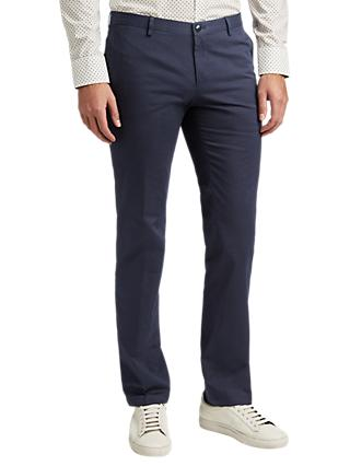 HUGO by Hugo Boss Gerald Slim Fit Trousers, Navy