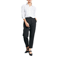 Buy hush Francis Trousers, Black Online at johnlewis.com