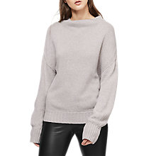 Buy Reiss Lara Funnel Neck Jumper Online at johnlewis.com