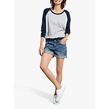 Buy hush Denim Shorts, Denim Online at johnlewis.com