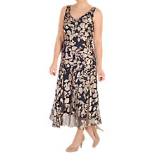 Buy Chesca Leaf Devoree Dress, Multi Online at johnlewis.com
