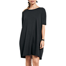 Buy hush Ivy Dress, Black Online at johnlewis.com