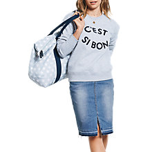 Buy hush C'est Si Bon Jumper Online at johnlewis.com