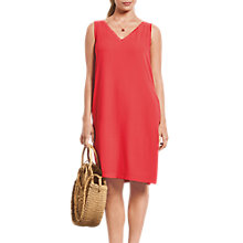 Buy hush Delilah Fringe Dress, Hibiscus Online at johnlewis.com
