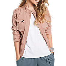 Buy hush Military Jacket Online at johnlewis.com