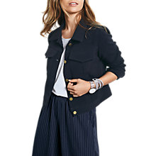 Buy hush Fitzgerald Jacket, Midnight Online at johnlewis.com