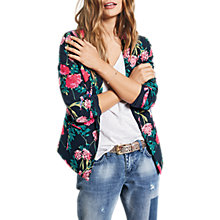 Buy hush Printed Blazer, Ornate Print/Midnight Online at johnlewis.com
