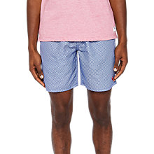 Buy Ted Baker Larkman Printed Swim Shorts Online at johnlewis.com