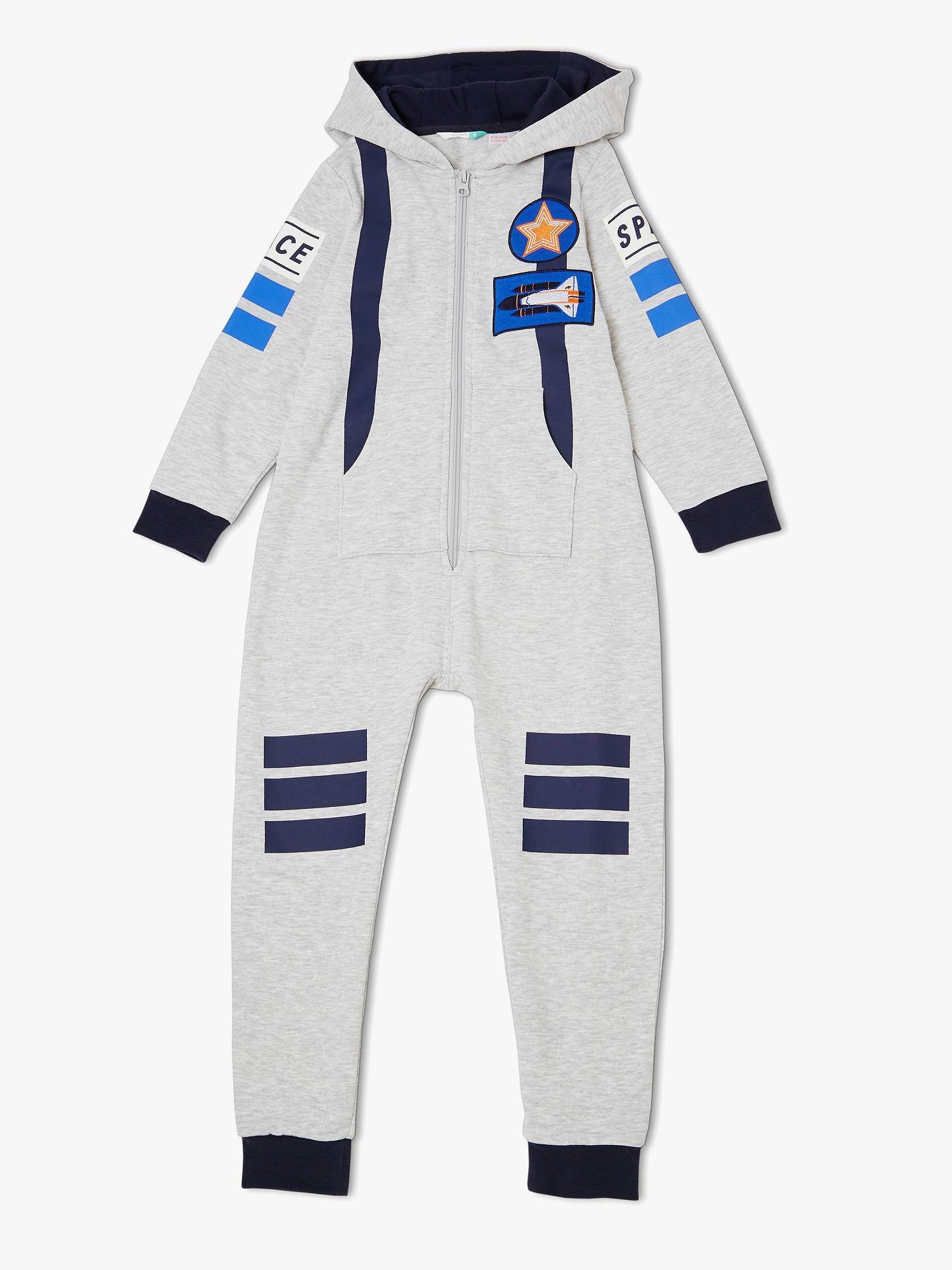 97bd5bc08 John Lewis   Partners Children s Astronaut Sweat Onesie